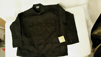 NWOT's ROTHCO ULTRA FORCE BDU COLOR BLACK MILITARY STYLE JACKET X LARGE REGULAR