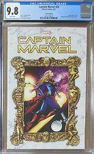 "Captain Marvel #26 Lupacchino ""Masterworks"" Variant CGC 9.8"