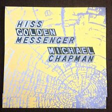 Michael Chapman Hiss Golden Messenger LP Parallelogram Vinyl New 2015