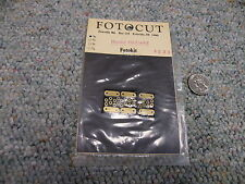 Fotocut 1/28 Hawker oil cooler  K3