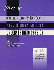 Cummings, Laws, Redish, Cooney Understanding Physics Part 4-ExLibrary
