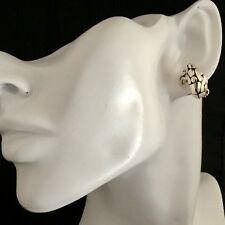 John Hardy STERLING SILVER WITH DOT EARRINGS $ 450