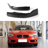Carbon Splitters Flaps Front Stoßstangen Spoiler für BMW 1er F20 114i 116i 118i