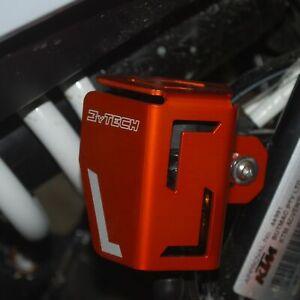 Bremsflüssigkeitsbehälter Schutz orange - KTM 790 Adventure / R - MyTech