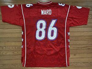 Reebok Jersey 2005 Pro Bowl Hines Ward Pittsburgh Steelers Large New