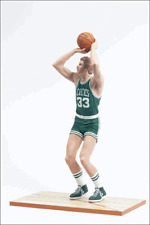 LARRY BIRD BOSTON CELTICS NBA Action Figure McFarlane