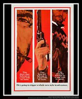 FISTFUL OF DOLARS 27x40 US One Sheet Vintage Movie Poster Original 1967