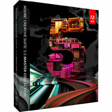 Adobe Audition + Premiere Pro CS5.5 + After Effects + Windows CS5 englisch BOX