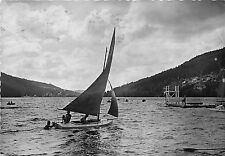 BR11208 Gerardmer le lac regatte ship bateaux   france