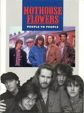 Hothouse Flowers People To People Book