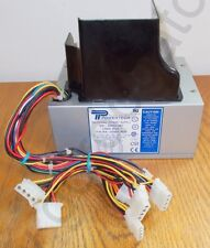 PowerTech 200W WK-6200DL3N1 Switching Power Supply for Parts/Repair w/ Fan Duct