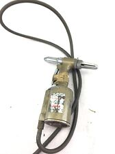 USED LOBSTER AR-021M AIR RIVETER SETS UP TO 4.8MM WITH CABLE, FAST SHIP! B348