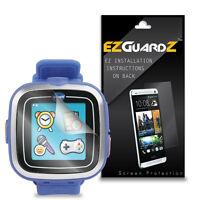 5X EZguardz Screen Protector Skin Cover Shield 5X For Vtech Kidizoom Smartwatch