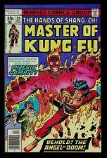 Master of Kung Fu #59 VF Zeck, Kane, Shang-Chi, Leiko Wu, Razor-Fist