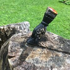"7"" FIXED BLADE Historical SCOTTISH DIRK KNIFE Dagger Scabbard w/ SHEATH LION"