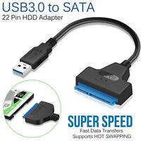 Pin Sata III Externe 2.5 Inkh HDD SSD Adapter Kabel Konverter USB 3.0 zu SATA