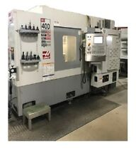Haas EC400    Used CNC Horizontal Machining Center