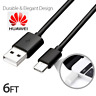 2M~Type C USB-C Sync Charger Charging Power Cable For Huawei P9 P10 Lite Honor 9