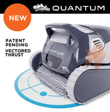 Dolphin Quantum Robotic Pool Cleaner - Returned Unit, Low Hours, Full Warranty
