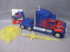 "Transformers Age Of Extinction ""OPTIMUS PRIME"" First Edition Leader Class AOE"