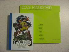 Ecce Pinocchio - Isola del Garda catalogo mostra 2014 + anastatico