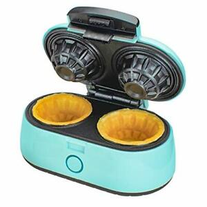 Brentwood Appliances TS-1402BL Waffle Bowl Maker 2 Blue (ts1402bl)