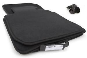 NEU Fußmatten Mini One F55 Cooper F56 Velours Original Qualität 4-teilig schwarz
