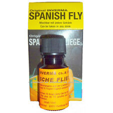 10ml Original Inverma Spanish Fly Drops Aphrodisiac Same Day Dispatch Sex Aid D5