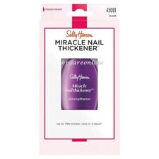 Sally Hansen Miracle Nail Thickener Strengthener 13.3m Clear 45091