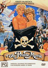 Christopher Atkins Kristy McNichol THE PIRATE MOVIE - RARE DVD (NEW & SEALED)