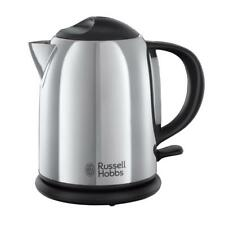 Russell Hobbs 20190 Compact Stainless Steel 1L Chester Kettle Jug New