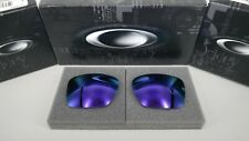 NEW Oakley TWOFACE XL VIOLET IRIDIUM OO9350 Replacement Lens Authentic GENUINE