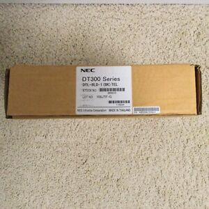 """""""BRAND NEW"""" NEC DT300 DTL-8LD-1 (BK) TELEPHONE STOCK# 680010"""