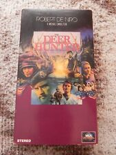 The Deer Hunter (VHS, 1997), Robert De Niro,