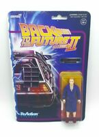 "SUPER7 Back to the Future 2 BIFF Tannen ReAction 3.75"" Action Figure"