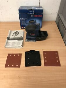 Bosch GSS 18v-10 Cordless 18v Bare Unit Palm Multi Sander, Very Slight Defect