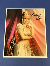 BARBARA EDEN HAND SIGNED AUTOGRAPHED I DREAM OF JEANNIE 8x10 COLOR PHOTO
