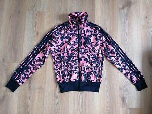Adidas Floral Baroque Track Jacket