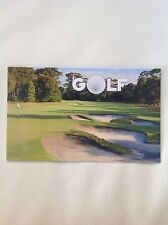 2011 - Australia - Golf Stamp Pack