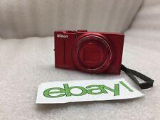 Authentic Nikon Coolpix S8200 16.1MP Digital Camera w/14x Zoom FREE S/H