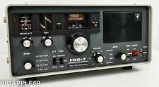 Yaesu FRG-7 Shortwave Ham Radio Shortwave Receiver ***CLASSIC SIGNAL SNIPER***