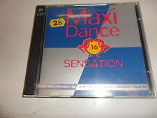 CD  Maxi Dance Sensation 16