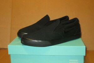 Nike SB Charge Slip   Black/Black   Size: 11.5     CT3523-003