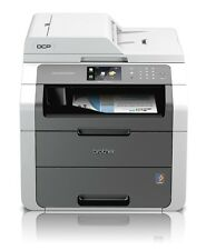 Brother DCP-9022CDW Farblaser-Multifunktionsgerät A4 3in1 Drucker Kopierer Wlan