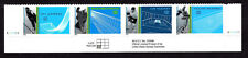 3552-55 Winter Sports (P# S111111 Strip CORRECT ORDES) from 2002 MNH
