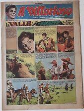 IL VITTORIOSO  1948  n.  1   ed. AVE -  ottimo