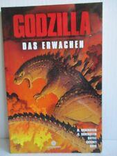 Comic Album Heft GODZILLA Das Erwachen Legendary
