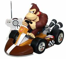 Mario Kart Wii Radio Control Donkey Kong Kart Large Size / remote *BRAND NEW!*