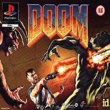Doom (Sony PlayStation 1, 1995)