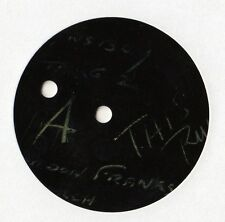 "Gordon Franks - Newsboy - 1 Sided Acetate 7"" Single 1966"